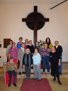 Dona U Nobis Chor Evangelische Pfarrgemeinde A.B. Wien-Donaustadt