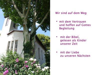 Leitbild Evangelische Pfarrgemeinde Wien-Donaustadt
