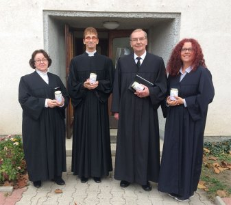 Lektor*innen Bekenntniskirche Wien 22