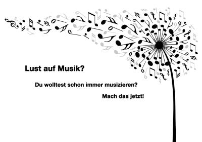 Musizieren in der Bekenntniskirche in Wien-Donaustadt